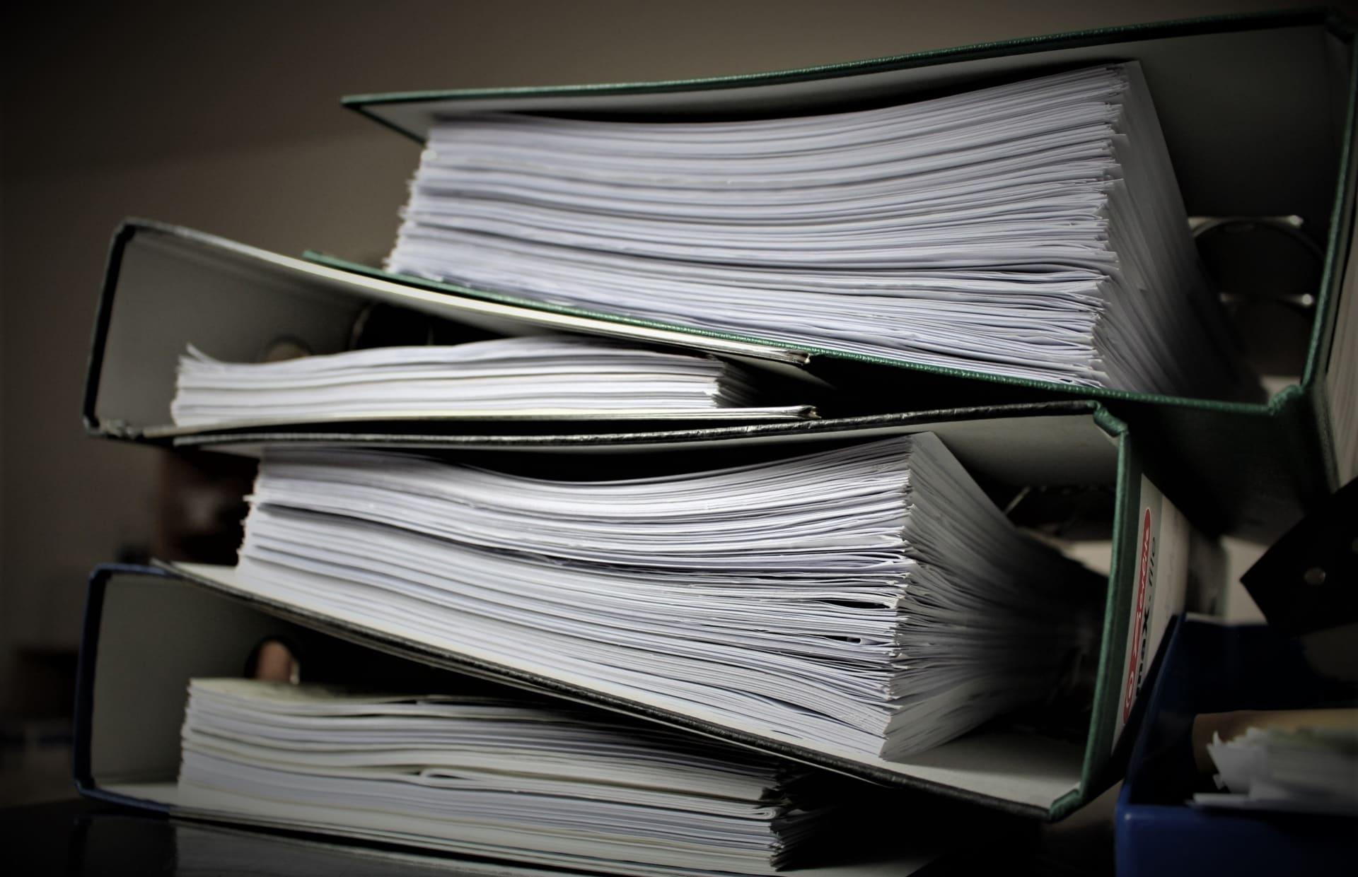 prescience quality as-built documentation ring binders