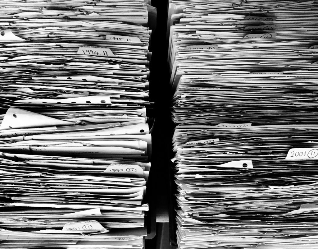 quality documentation manual paperwork dead data